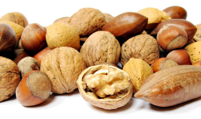 nuts for beautiful skin