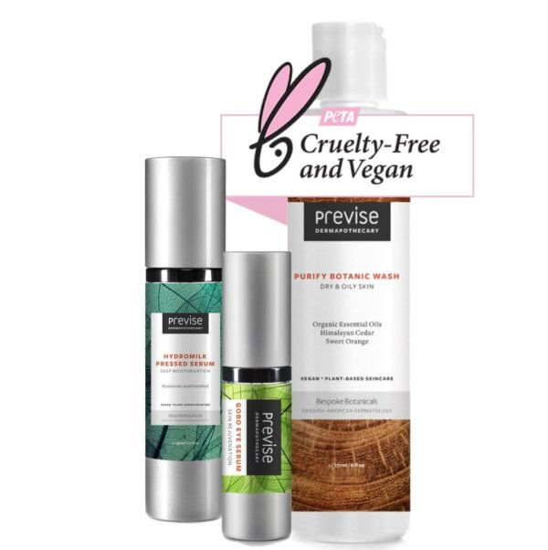 Organic Essentials for Dry & Oily Skin